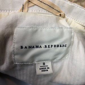 Banana Republic Jackets & Coats - Banana Republic utility jacket tan/ khaki size 8